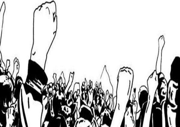 LCA Protest