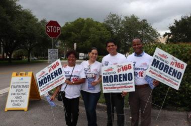 Patricio Moreno Miami Commission D12
