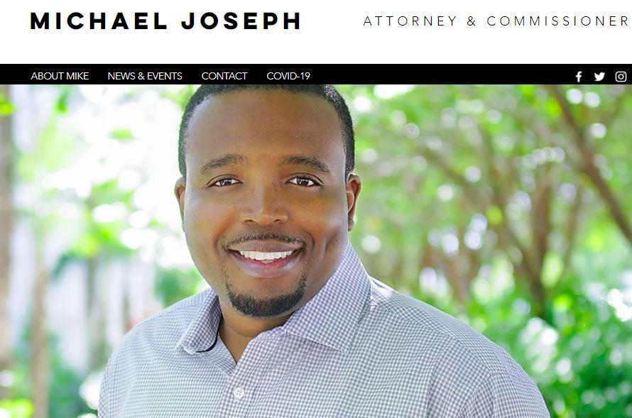 Michael Joseph NMB Commissioner 7